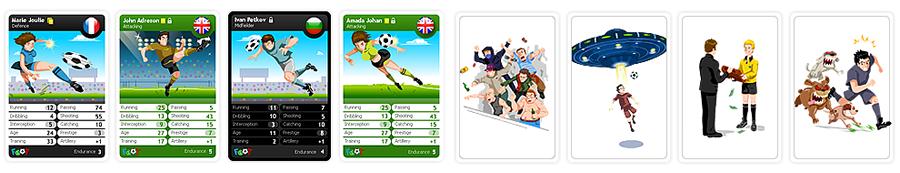 Piłkarskie karty