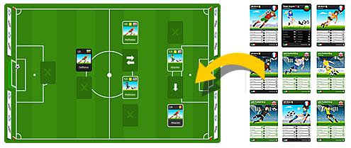 Футболен терен